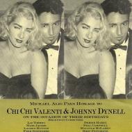 Johnny Dynell and Chi Chi Valenti Redzone birthday party invitation, 1989